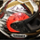 """Thumbnail: Shoei Helmet - Signed and donated by #27 - Robert """"Bugs"""" Pearson"""