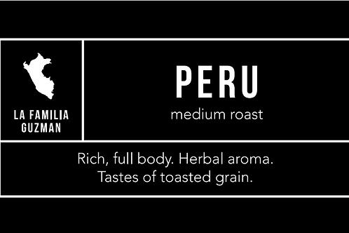 Peru: Medium Roast