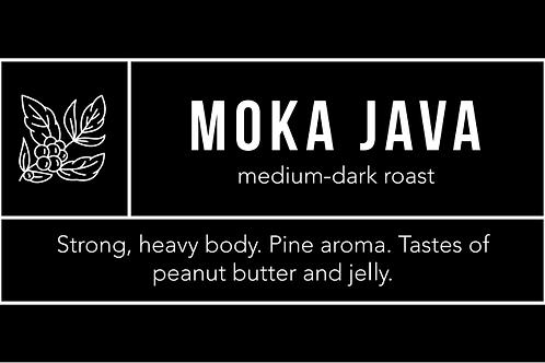 Moka Java: Medium-Dark Roast