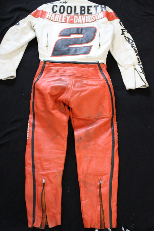 Leathers - Kenny Coolbeth Jr