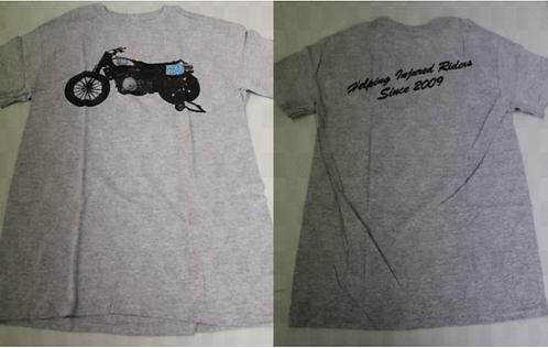 AMAFT79.COM Indian T-Shirt (Gray)
