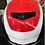 Thumbnail: Bell Helmet - New (red, white and black)