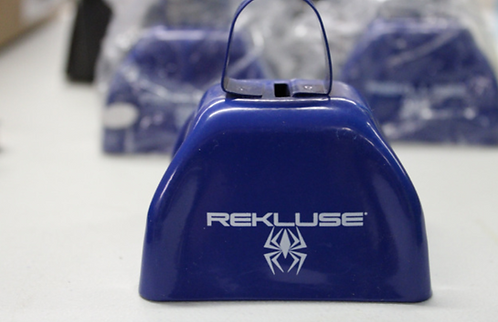 """""""Rekluse"""" Bell **AVAILABLE AT CHARITY TENT**"""