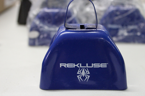 """Rekluse"" Bell **AVAILABLE AT CHARITY TENT**"