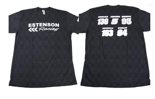 Estenson Rider's T-Shirt (Black or Blue) **SALE PRICE**