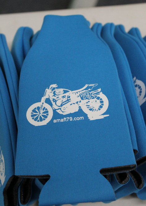 CO79 Koozie (tall) **AVAILABLE AT CHARITY TENT**