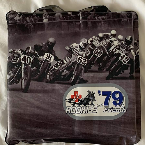 Rookie of 79 and Friends Stadium Seat Cushion
