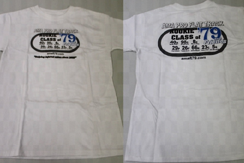 AMA Pro Rookie Class of '79 T-Shirt **SALE PRICE**