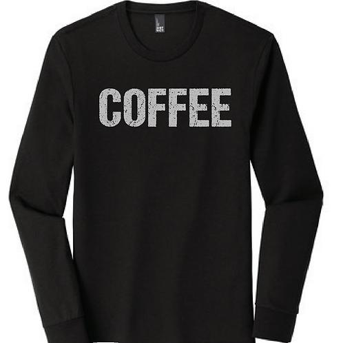 FIX Unisex Coffee Long Sleeve T-Shirt