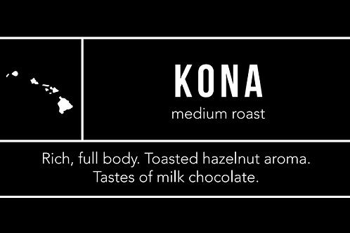 Kona: Medium Roast