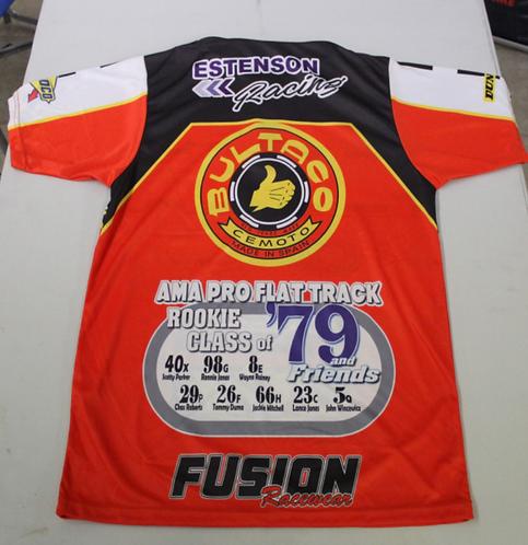 Bultaco Team Shirt (screen printed)