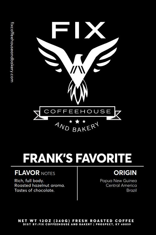 Franks Favorite