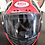 Thumbnail: Bell Helmet, Paint by Smokey #64 Charlie Roberts, Replica