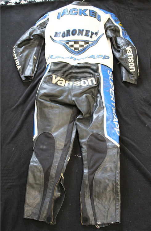 Leathers - Mike Hacker