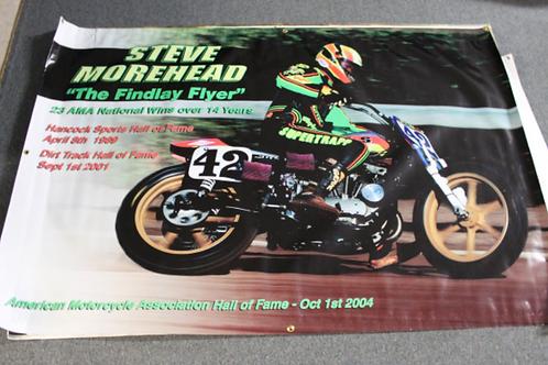 Banner 4' x 6' - Steve Morehead