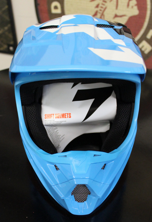 Shift Helmet, Blue, New