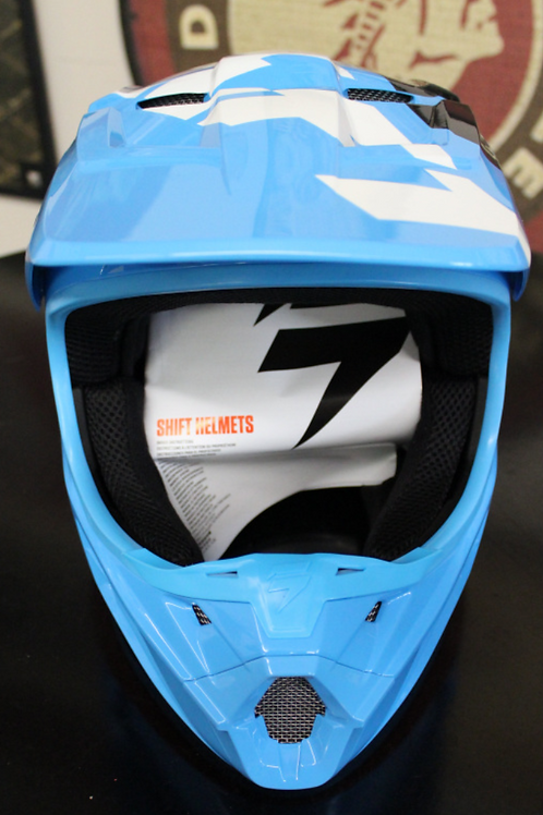 Shift Helmet, Blue, New