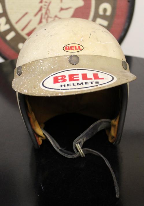 Bell Helmet - David Aldana #13