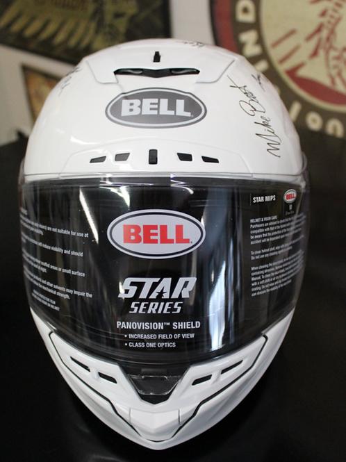 Bell Helmet, Star Series, White