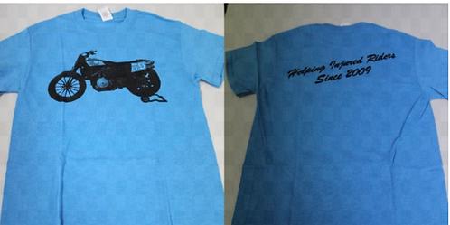 AMAFT79.COM Indian T-Shirt (Blue)