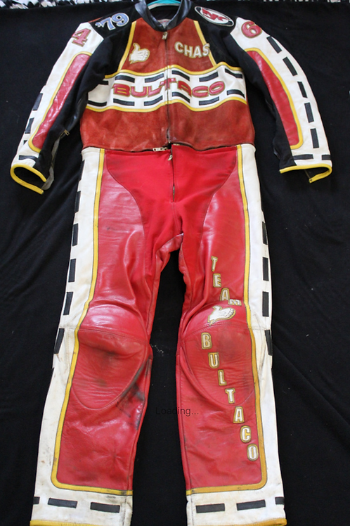 Leathers - Charlie Roberts