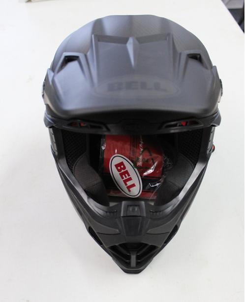 Bell Helmet, Black, New