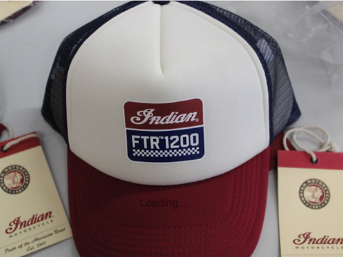 Indian FTR 1200 Motorcycle Hat