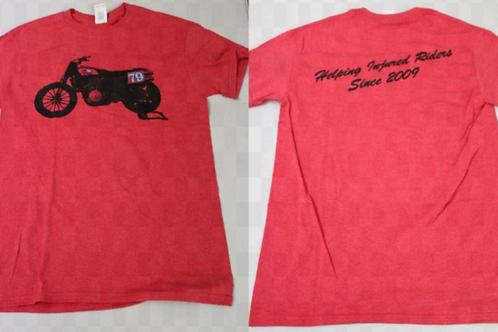 AMAFT79.COM Indian T-Shirt (Red)