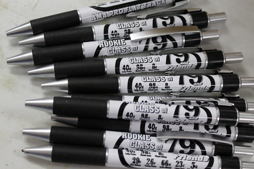 Class of '79 Pen **AVAILABLE AT CHARITY TENT**