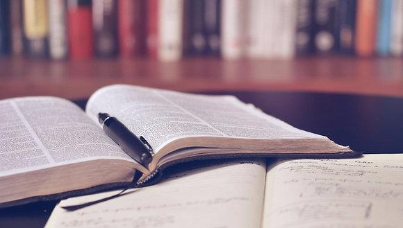 Fundamentos bíblicos de la espiritualidad cristiana