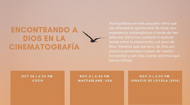 Encontrando A Dios En La Cinematografia Banner Website.png