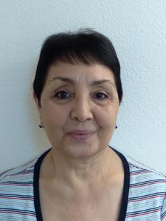 Maya Vakhobova