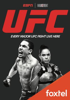 Every Major UFC Fight Live