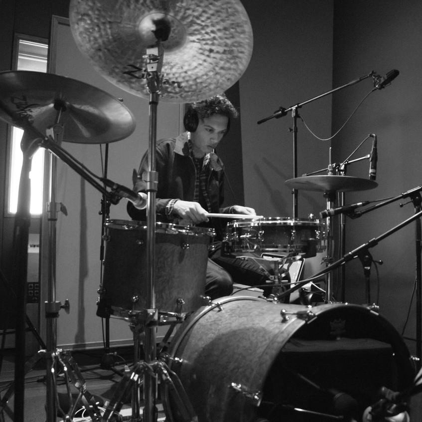 Drums Setup