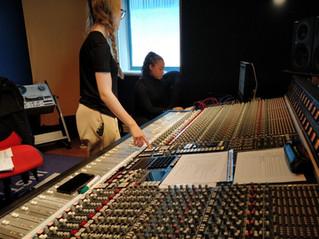 Funk Band Recording