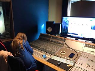 Recording for Inu Inu