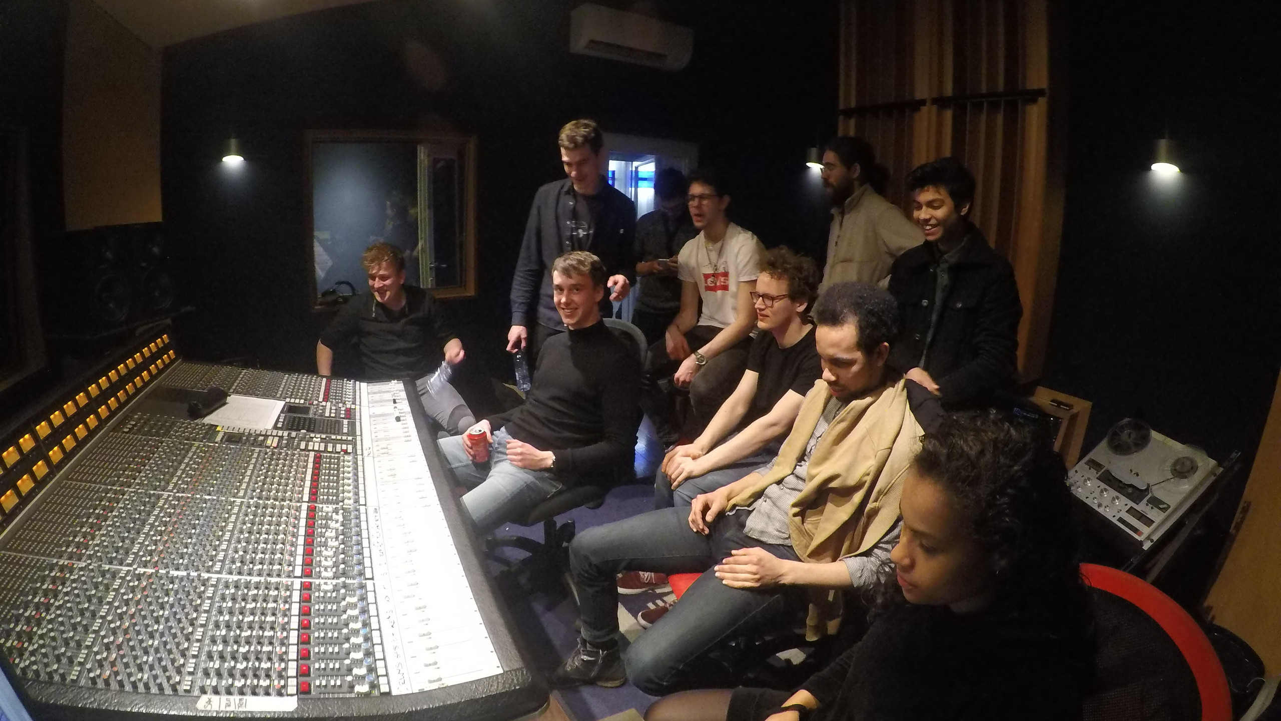 Playback with the Musicians