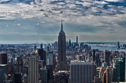 On Top Of New York City