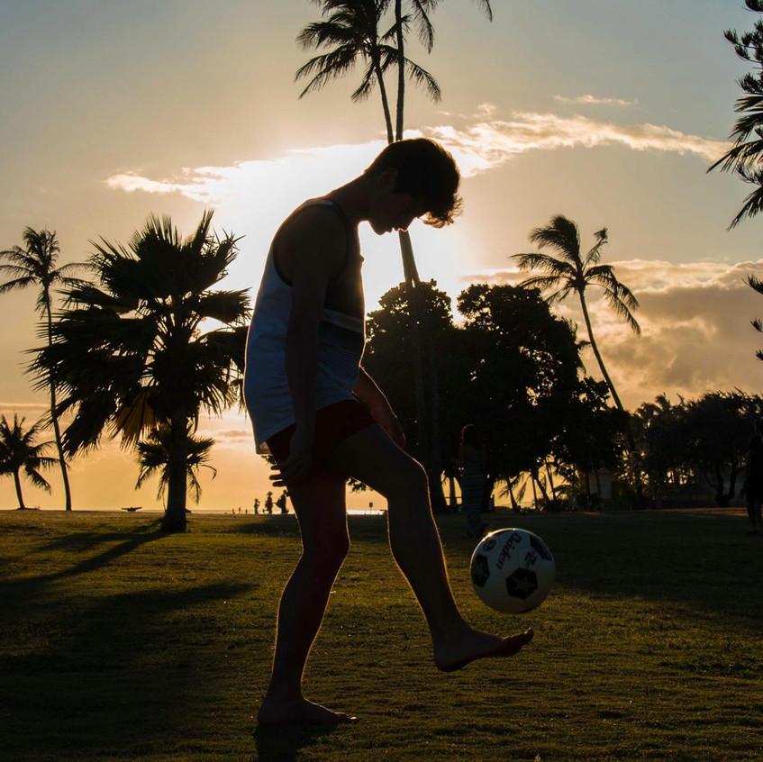 Soccer & Pablo