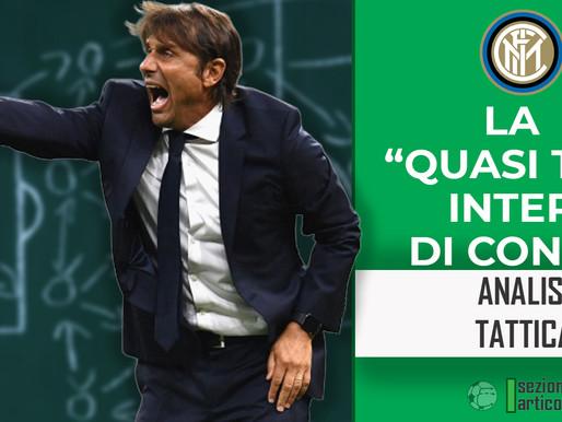 """La """"quasi top"""" Inter di Conte"""