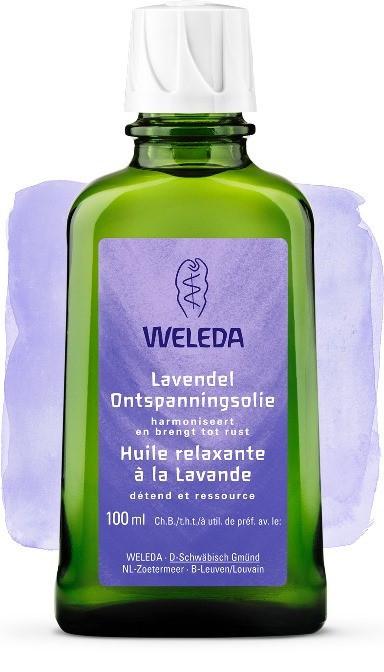 Lavendel Ontspanningsolie