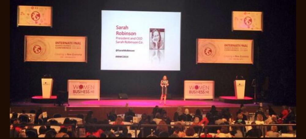 International Women's Business Summit in Belfast