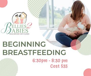 Beginning Breastfeeding for calendar .pn