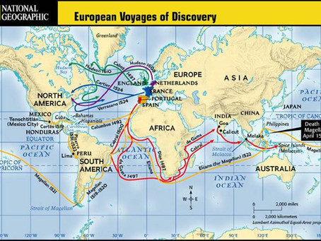 Exploration and Conquest of Americas