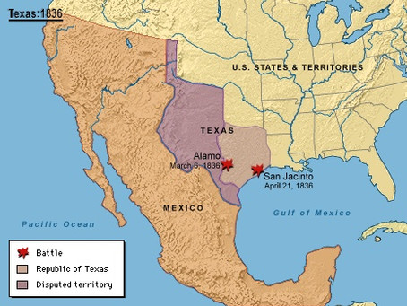 Mexican History after Independence