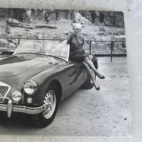 1958 Salon de l'Automobile, the Paris Motor Show