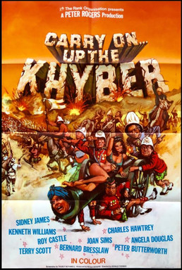 Renato Fratini - Carry On Up The Khyber 1968