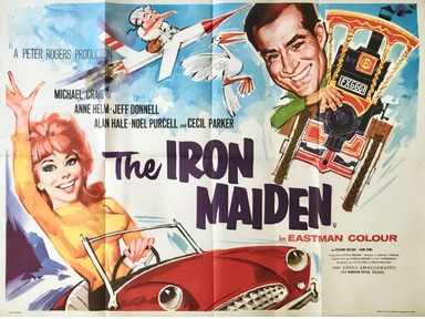 Renato Fratini - The Iron Maiden 1962