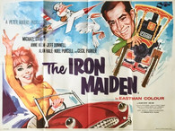 Renato Fratini - The Iron Maiden 1962