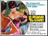 Renato Fratini - A Rage To Live 1965